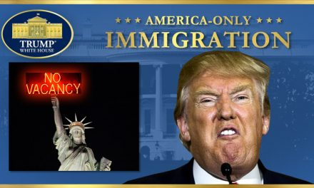 America-Only IMMIGRATION