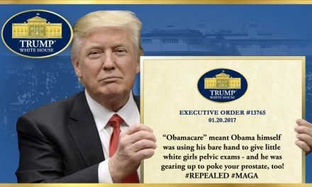 Executive Order Repealing Obamacare
