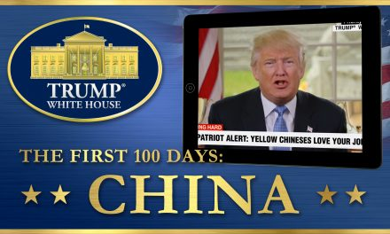 CHINA POLICY: First 100 Days