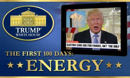 ENERGY: First 100 Days