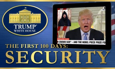 NATIONAL SECURITY: First 100 Days