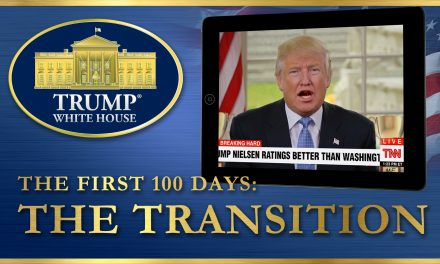THE TRANSITION: First 100 Days