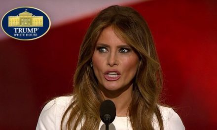 Melania® Trump: 1st Lady-NOT-of-Night