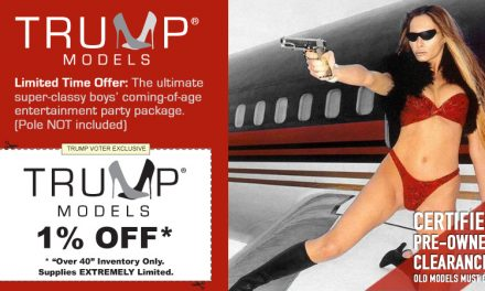 TRUMP MODELS: Pre-Owned Clearance Special!