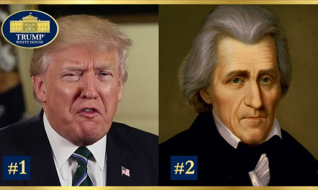 Proclamation: 5 Reasons Why Andrew Jackson Is The 2nd Greatest President Ever