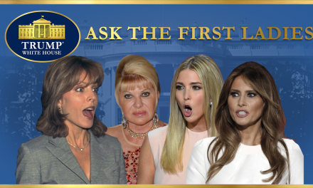 Ask The First Ladies