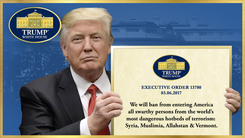 Executive Order Protecting The Nation From Foreign Terrorist Entry Into The United States