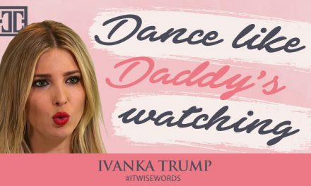 Ivanka® Trump Wise Words #ITWISEWORDS
