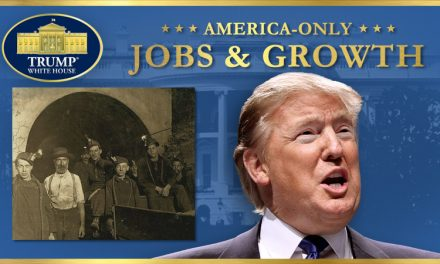 An America-Only JOBS & GROWTH Plan