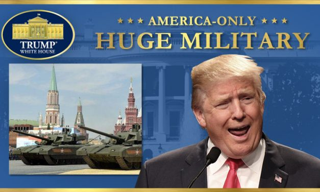 Making Our Military HUGE Again