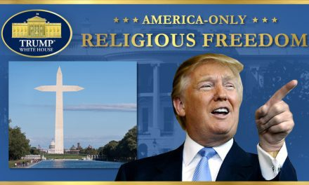 America-Only RELIGIOUS FREEDOM