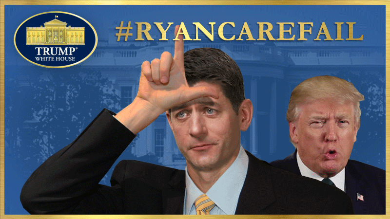 Paul RyanCare Fail