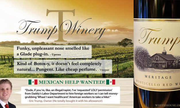 Eric Trump® Presents: Trump Winery® ClassyGrape™