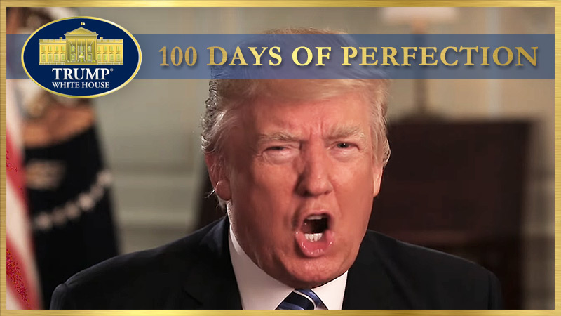 President Trump's First 100 Days