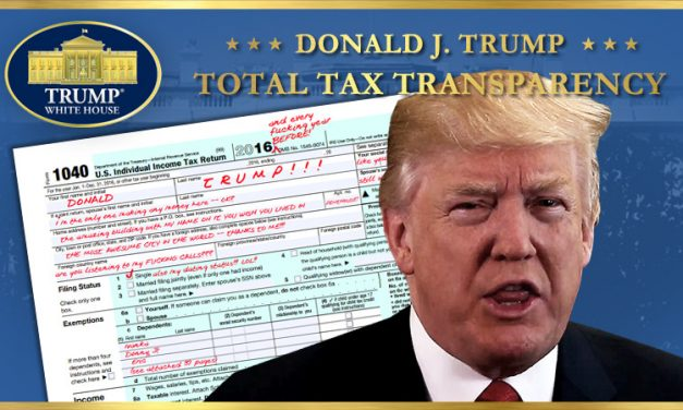 President Donald Trump's Tax Returns