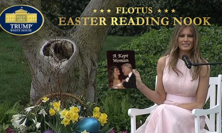Melania® Trump Presents: White House Easter Egg Roll 2017