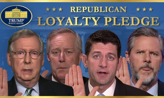 2017 Republican Loyalty Pledge
