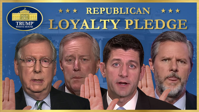 Republican Loyalty Pledge