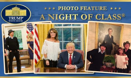 """President Brings A-List Glamour of """"Celebrity Apprentice"""" To Oval Office"""