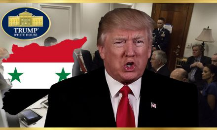 PRESIDENT'S STATEMENT ON FABULOUS INSTANT SYRIA WAR