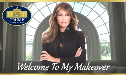 Melania® Presents: The White House Makeover