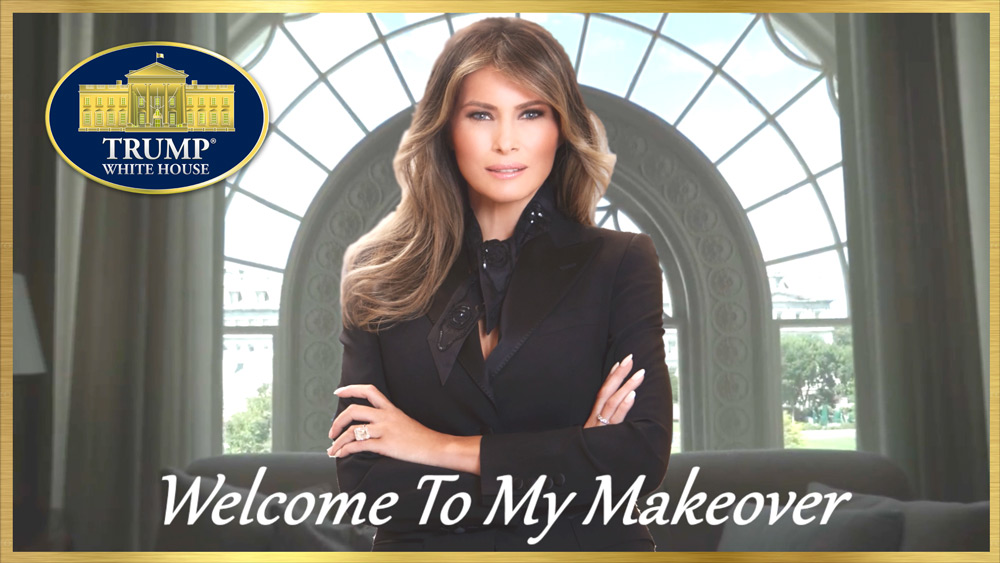 Melania® White House Makeover