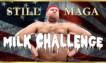 Take The #StillMAGA Milk Challenge!