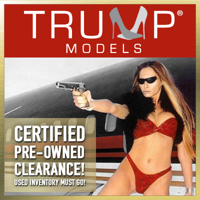 Trump® Models: Certified Pre-Owned Clearance