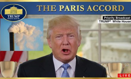 President's Paris Accord Withdrawal Statement