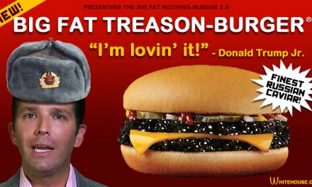 L'il Donnie Presents: BIG FAT TREASON-BURGER®