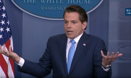 <strike>Welcome</strike> FAREWELL Life-Long Trump Supporter Tony Scaramucci